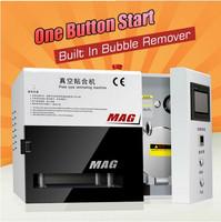 2015 Hot Sale Mobile Screen vaccum lamination machine with one bubble remove machine 5 in 1 OCA laminating machine