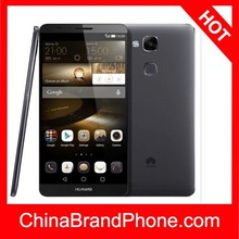 Original 8 Core Huawei Ascend Mate7 16GB 6.0 inch 4G EMUI 3.0 Smart Phone, FDD-LTE & WCDMA & GSM