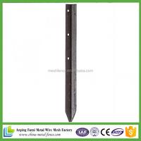 china supplier Black Y Fencing Posts for Farm