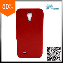 Very cheap PU Leather cell phone case for Samsung Galaxy S4 IV i9500