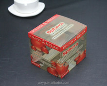 Oil Cosmetics Package Packing Solution PVC PET Box