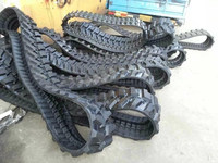 Good Price for Bobcat Mini Excavator Rubber Tracks,300mm,320mm,350mm,400mm,Mini digger robot rubber tracks,