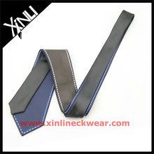 Elegante flaco corbata