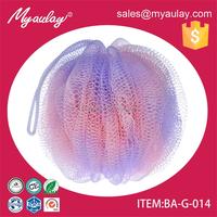 2015 Factory wholesale Orange Pumpkin-shaped bath oil ball BA-G-014