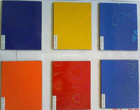 PVDF colour coated aluminium sheet,PVDF colour prepainted aluminium sheet,colour painted aluminium sheet