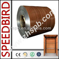 Zhspb superior quality decoration sheet for elevator wall panel