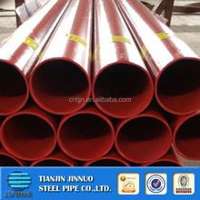 Export To Hong Kong 2 inch Black steel Pipe 6m Length