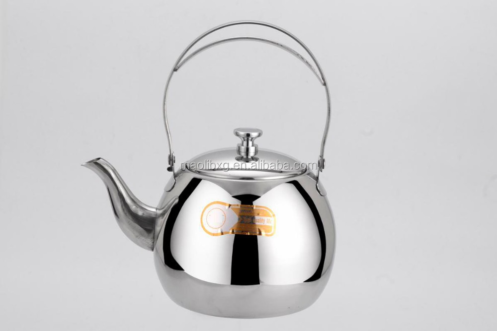 Instant Hot Water Kettles : Stainless steel instant hot water kettle