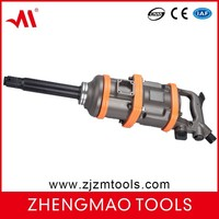 "ZM-95L 1"" inch impact tools air tire wrench for truck and large machine pneumatic wrench"