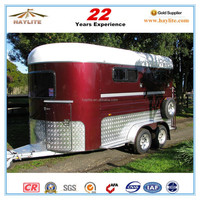 China horse trailer for sale
