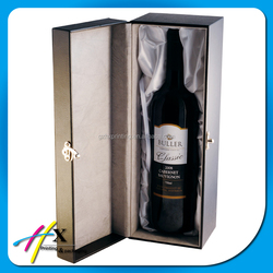 High quality red wine wooden wine carrier 2015