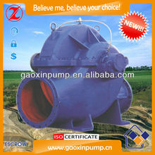 Double suction centrifugal irrigation water pumps sale