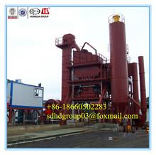 Hongda high quality asphalt /batching mixing plant 40t/ph asphalt bitumen
