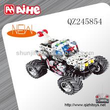 5CH DIY car remote control dancing car,metal construction remote control car toys