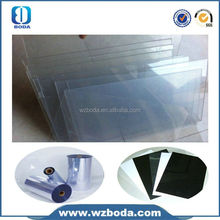 flat pvc sheet for vacuum forming packaging