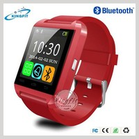 Latest Wrist Android Smart Bluetooth Watch Pedometer Bracelet Cell Phone Watch