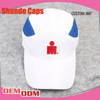Specialized Custom Cycling Cap/Wholesale Cotton Mesh Running Cap