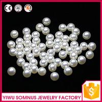10000pcs/bag 4mm Wholesale Loose Round Pearls No Holes