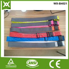 high visibility PVC reflective security belt, protection safety equipment