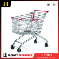 China Wholesale Cheap Car Shopping Trolley