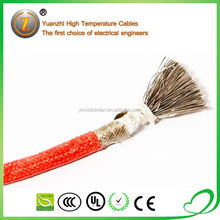 flat and curved 12mm fire resistant glass wire used for heating source for lighting