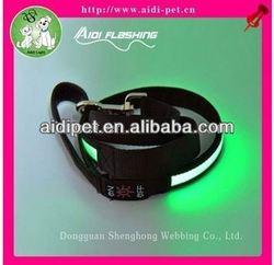LED luminous electronic dogs leash