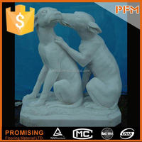 Stone Carvings statues stone nude girl with nude boy