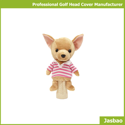 Novelty&Cute Head Cover Custom Made Animal Golf Club Head Cover