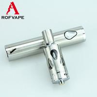 Alibaba express Rofvape A Equal 2.4ml Electric Cigarete Atomizer with Koh Gen Do organic cotton