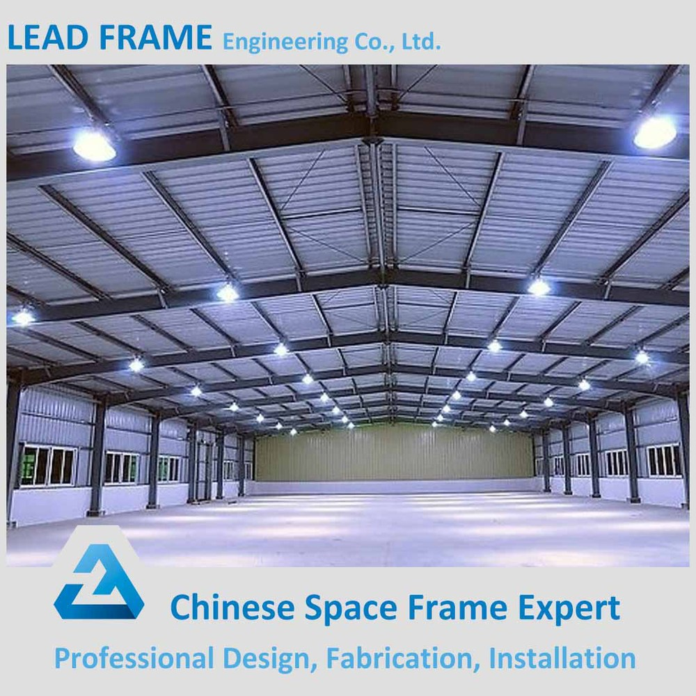 High quality prefab steel roofing truss low cost for Roof truss cost
