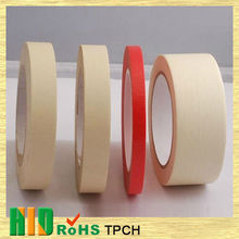 Buy Direct From China Wholesale Waterproof Crepe Paper Brown Masking Tape