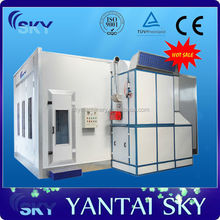 Hot Sale High Quality CE SB-300 Car / Truck Car Body Paint Spray Booth