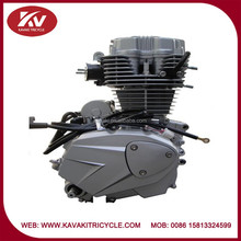 High quality hot selling powerful air-cooled 4-stroke engine 200cc