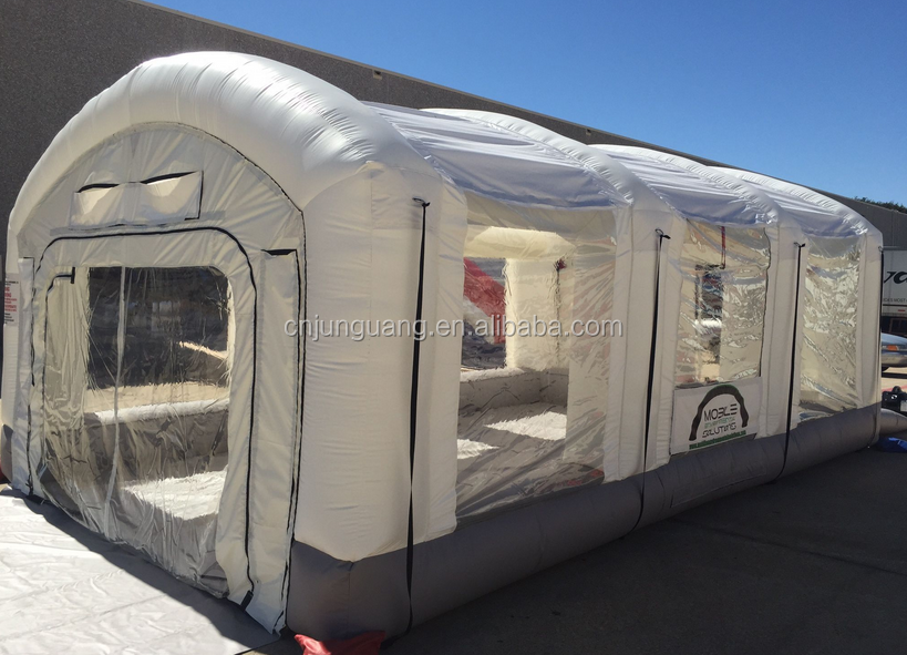 Garage Portable Paint Booth : Portable inflatable carport garage for sale buy