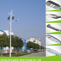 40w 6m IP68 Warranty 3 years Enough Power Guaranteed Solar Powered Energy Street Light