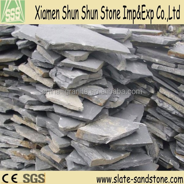 Wholesale Slate Flagstone Stepping Tiles For Outdoor
