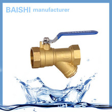 Brass Forged Long Handle Ball Valve