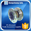 pn10 dn700 galvanized flange type nitrile rubber expansion joint