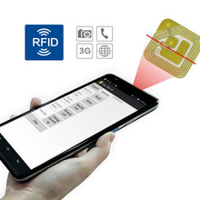 Cilico 7 inch antroid tablet pc rfid reader with MTK 6582/Quad core/Dual Sim with PSAM/uhf rfid tag reader/barcode scanner/3G
