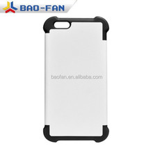 Newest 3D sublimation TPU Dual-Protective cell phone case for iphone 6
