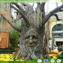 Simulation Magic Tree for Children's Entertainment Park