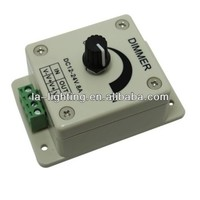 Manual Switch 1 Channel 12v led dimmer switch lights
