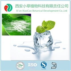 100% Raw Material Peppermint Extract with High Purity Hexahydrothymol