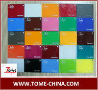 High Quality 3mm acrylic/acrylate sheets Guangzhou manufacturer
