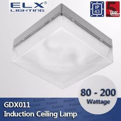 ELX Lighting luxuary cristal excellent induction ceiling light