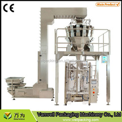 VS520 tea bag packing machine vertical packing machine with quad bag