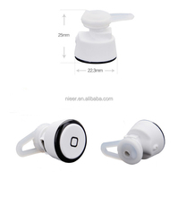 In-Ear Unilateral Bluetooth Headphone Bluetooth Wireless Stereo Headphone New Design earbuds disposable earphones