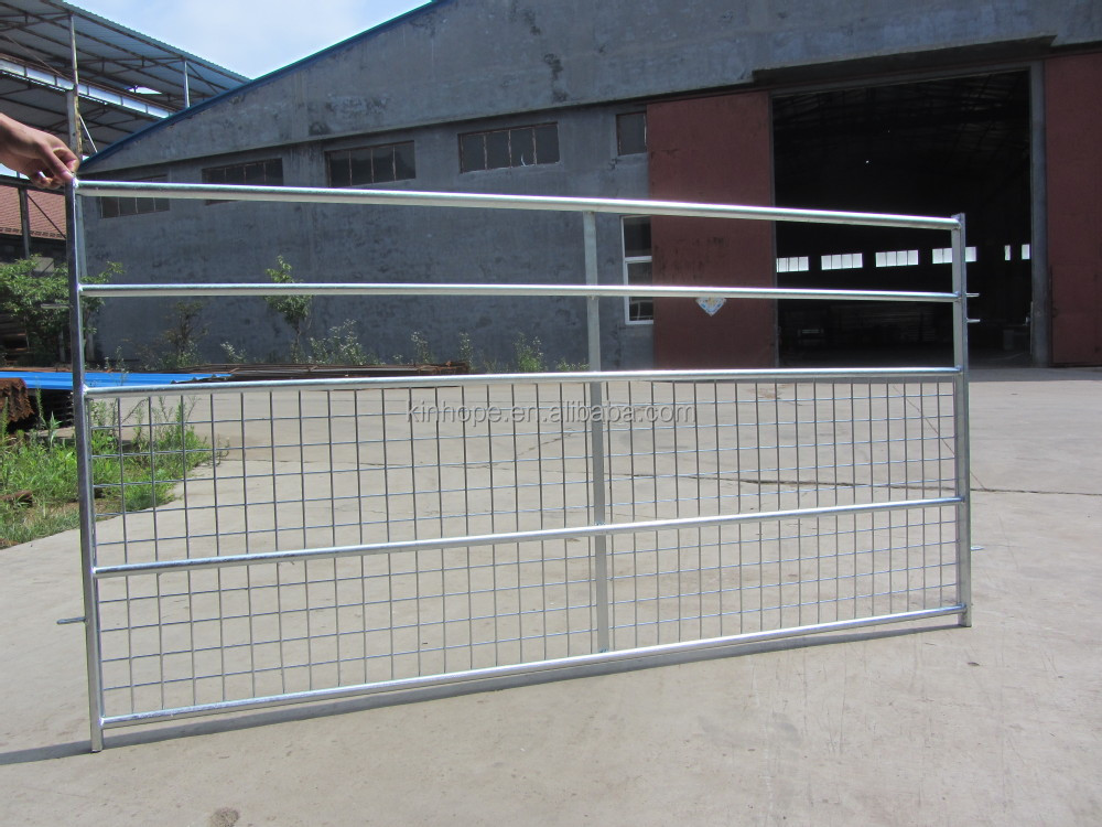 Durable galvanized sheep wire mesh fence panel