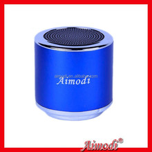 2015 latest technology portable mini speaker for computer, enjoy music mini speaker