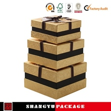 New Decorative Fancy Irregular Cake Boxes